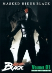 MASKED RIDER BLACK VOLUME 01
